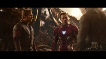 Avengers  Infinity War - Bande-annonce officielle (VOST)