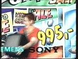 Iso expert Hollola Retro TV-mainos