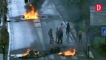 Les gens du voyage en colère à Castres
