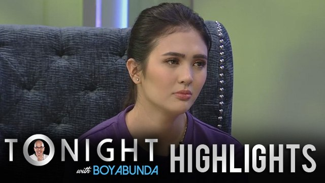 TWBA: Sofia gets emotional while clearing her allegations