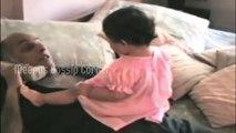 Little Alia Bhatt with Dad Mahesh Bhatt | Alia Bhatt 25th Birthday Celebrations