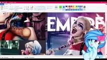 MLP Speedpaint Harley Quinn *Ponified*