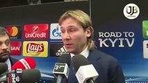 Juventus-Real Madrid- Intervista NEDVED