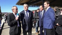 Alpes de Haute Provence : le préfet de Région et le ministre Christophe Castaner ont pris le pouls des Alpes de Haute Pr