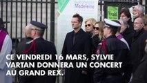 Sylvie Vartan émue lors de son hommage à Johnny Hallyday, Laurent Ruquier dément le chantage au suicide de Christine Angot