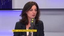 """Grève à la #SNCF : """"Je regrette qu'on annonce des grèves avant même que la phase de concertation ait été entamée"""", réagit Coralie Dubost, députée LREM de l'Hérault #TEP"""