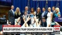 Panel Discuss Mueller Subpoenas Trump Organization in Russia Probe. #Mueller #RussiaProbe