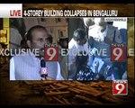Bengaluru Mayor Sampath Raj speaks to NEWS9 on #4StoreyCollapse