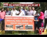 Bengaluru, residents complain of illegal dumping-NEWS9