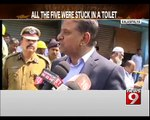 Kalaspalya, were fire and safety norms overlooked?- NEWS9