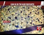Malls decked up for Christmas- NEWS9
