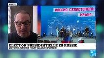 """Russie : """"Vladimir Poutine veut être élu avec une forte participation"""""""