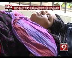 This Lady Was Harassed By Her Husband in Bengaluru - NEWS9