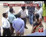 Food Safety Dept Conducts Raids on Unauthorized Water Purifying Plants in Bengaluru - NEWS9