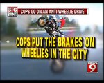 Stricter Laws to Prevent 'Wheelies' Soon in Bengaluru - NEWS9