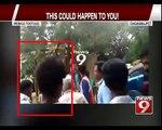 Traffic Cop Assaulted | Elderly Man in Bengaluru - NEWS9