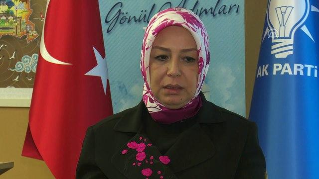 AK Parti Genel Başkan Yardımcısı Çalık: 'Kimyasal kastrasyon ceza yöntemi olmalı' - ANKARA