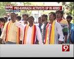 Pro Kannada Activists Up in Arms Against Actor 'Meghana Raj' - NEWS9
