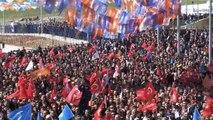 Cumhurbaşkanı Erdoğan: 'Artık an meselesi, Afrin'e girdik giriyoruz. Sizlere her an bu müjdeyi verebiliriz'