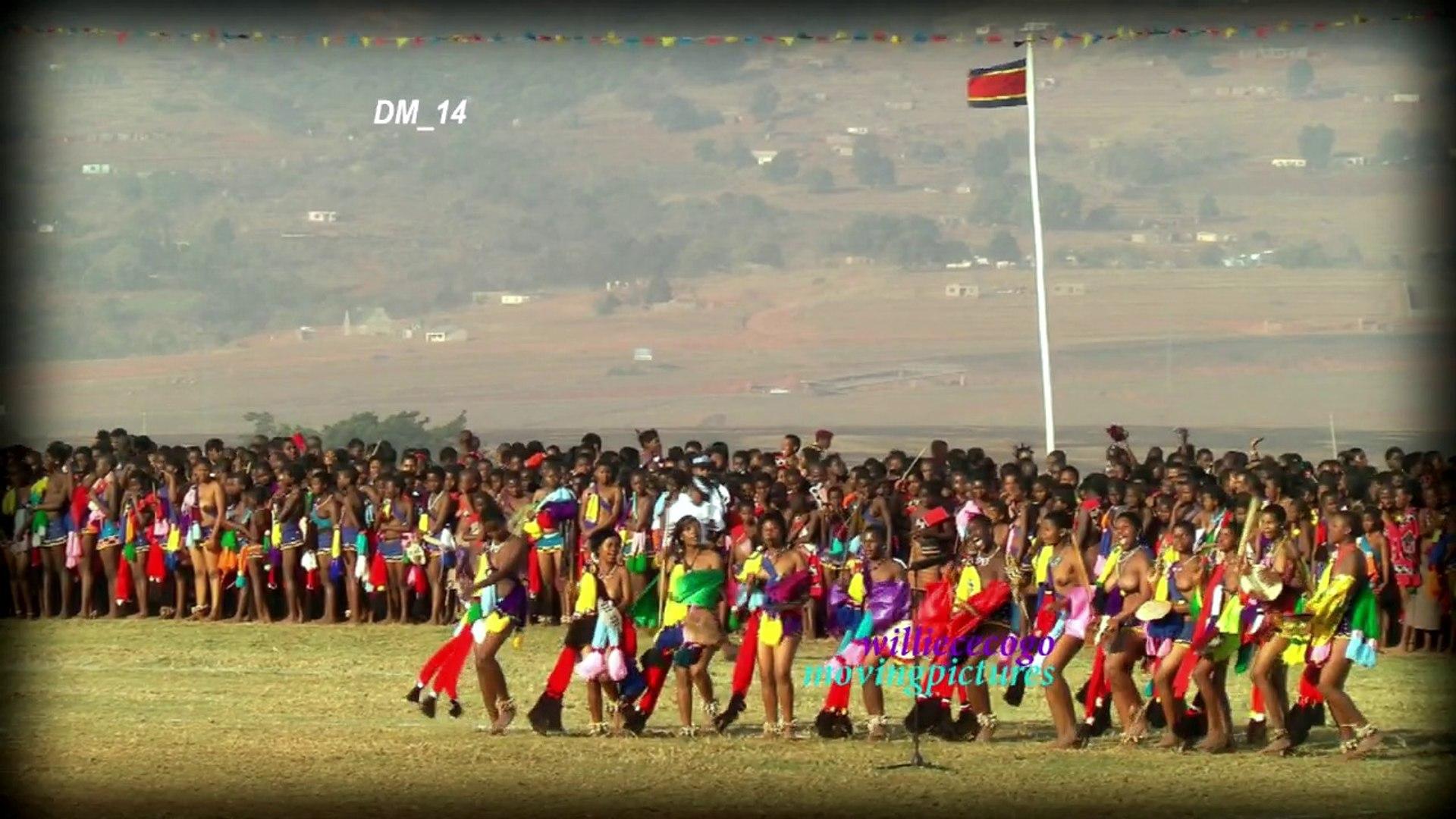 African Cultural Dance-  DM-# 14