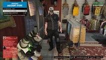 GTA Online на PS4, XB1 и ПК: Глитч на Моддерский Костюм (Патч 1.33)