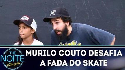 Murilo Couto entrevista a fada do skate