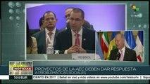 Serulle: AEC resaltó importancia de la juventud para la región