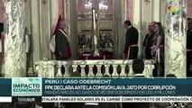 PPK declara ante Comisión Lava Jato del Congreso peruano