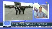 Comisión Lava Jato del Congreso peruano interroga a PPK