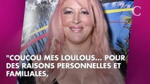 """Loana annule sa venue au Salon Livre Paris pour des """"raisons personnelles et familiales"""""""