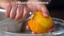 Crepes de Naranja y Nutella