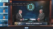 Bruins Show Resilience On The Road Against Tampa Bay Lightning