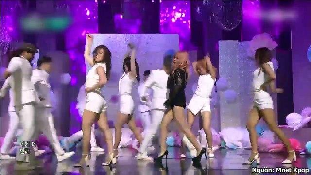 Có vũ đạo sexy 18+ bỏng mắt, 7 ca khúc Kpop này buộc phải đổi vũ đạo mới được lên sóng truyền hình