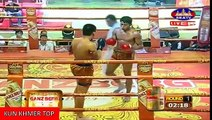 Prum Somnang vs Phetch Bopha(thai), Khmer Boxing Seatv 17 March 2018, Kun Khmer vs Muay Thai
