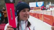 """Jeux Paralympiques - Marie Bochet : """" Je termine de  la plus belle des manières ! """""""