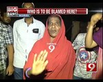 Residents Forced Onto the Streets in Bengaluru - NEWS9