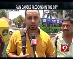 Rains Show up the Reality of Our Roads in Bengaluru - NEWS9