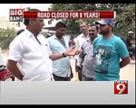 This Road Closed for 8 Years in Bengaluru - NEWS9