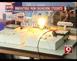 Innovations from Engineering Students in Bengaluru - NEWS9