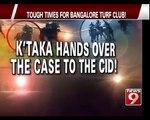 Tough Times for Bangalore Turf Club in Bengaluru - NEWS9