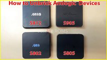 Unbrick Amlogic Devices mxq, m8 ,m8s ,m8s+ ,mqx pro