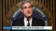 Trump Takes Direct Aim at Special Counsel Mueller