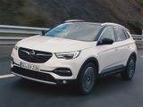 Essai Opel Grandland X (2018)