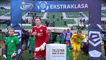 Śląsk Wrocław 1:1 Wisła Płock - MATCHWEEK 28: Highlights