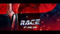 Race 3 first look| Race 3 official teaser poster| First look of Race 3/Salman Khan