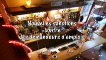 Brèves de comptoir - De nouvelles sanctions contre les demandeurs d'emplois