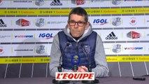 Garcia «Un point qui nous donne du baume au coeur» - Foot - L1 - Troyes