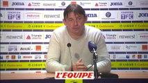 Debève «On n'a pas été assez attentifs» - Foot - L1 - Toulouse
