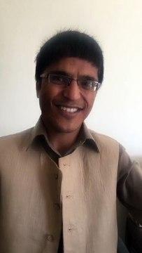 Guddu Shah Appreciate To Their Leader Mr. Pervez Musharraf (APML) Gen (Retd) In Happy Mood