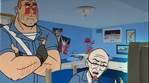 The Venture Brothers S04E08 Pinstripes & Poltergeists